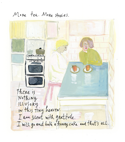 The world according to Maira Kalman – Lost and Found Books