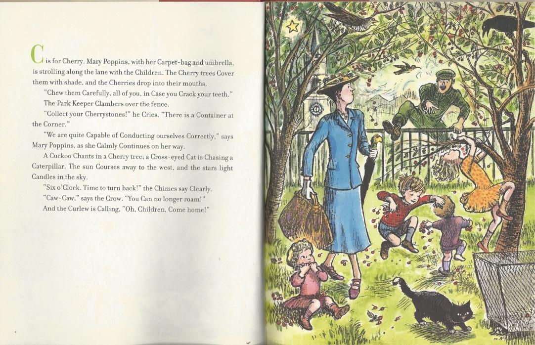 cherry mary poppins