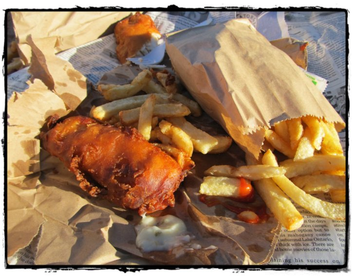 dons fish and chips