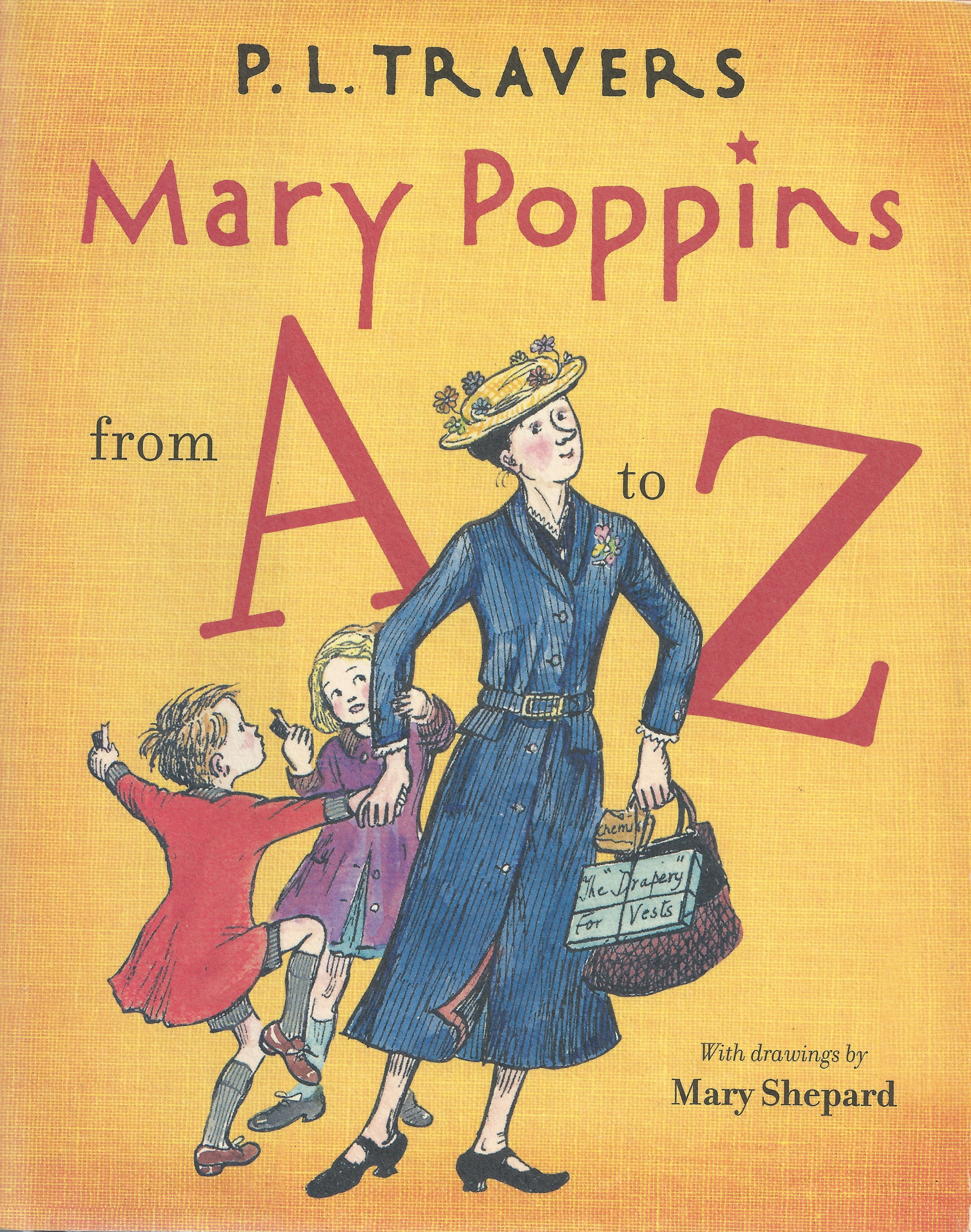 This is a picture of Exhilarating Mary Poppins Word