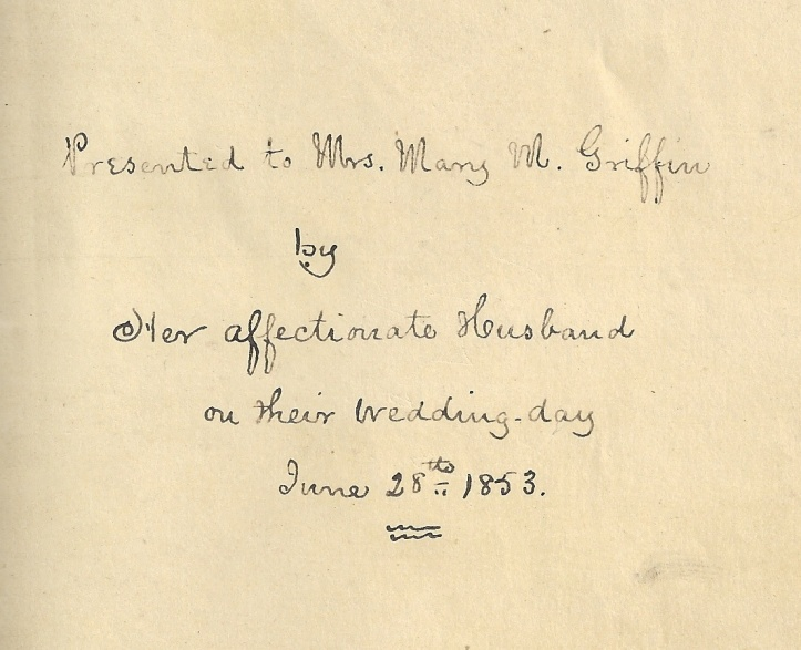 wedding book inscriptionn crop