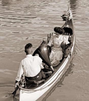 courting canoe