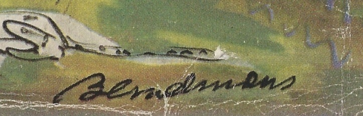 benelmans vacation cover signature