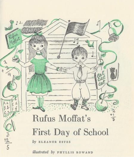 rufus moffat school