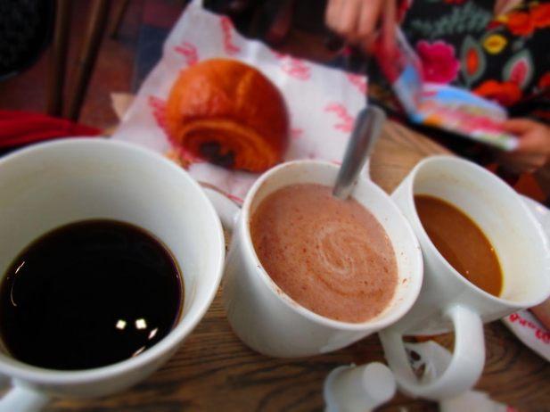 quebec coffee