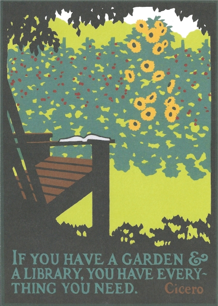 library garden quote jpg