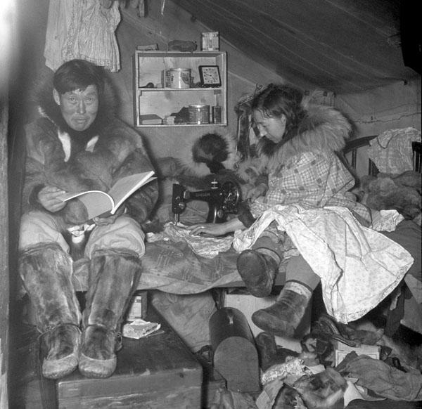 1950 Rymer Point, N.W.T., [Nunavut]
